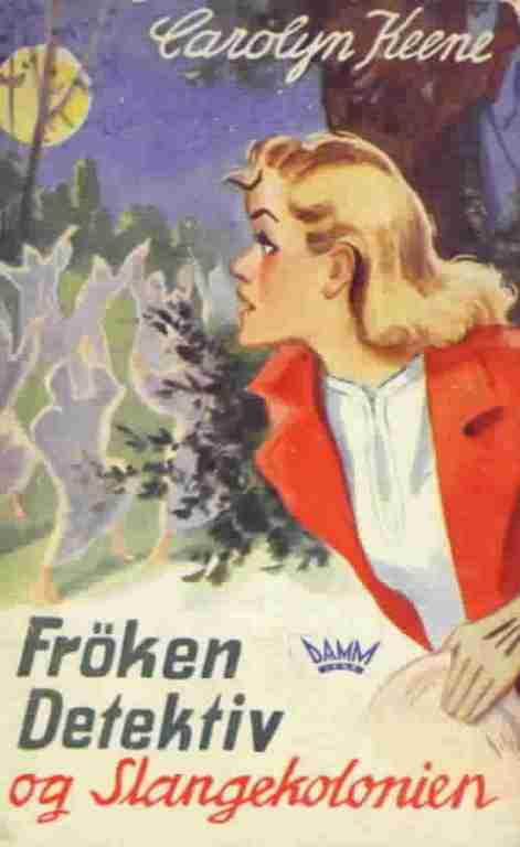 Fröken detektiv och Slangekolonien