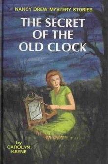 Nancy Drew The secret of the old clock