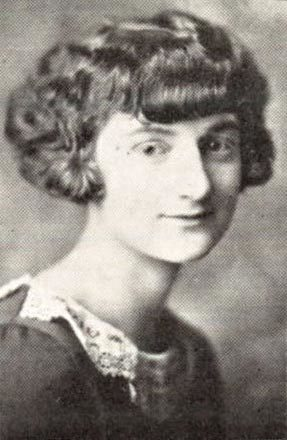 Young Mildred Wirt Benson