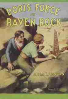 Omslaget till Doris Force at Raven Rock