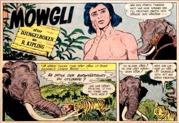 Göte Göransson - Mowgli