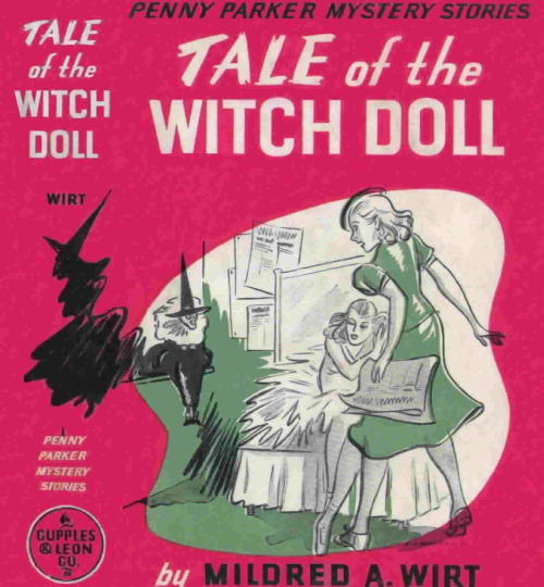 Tale of the Witch Doll - Penny Parker 1 edition