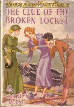 broken locket - USA III