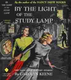 """Den första boken om Mary och Lou. I Sverige hette den """"Mary, Lou och mysteriet på Starhurst"""""""