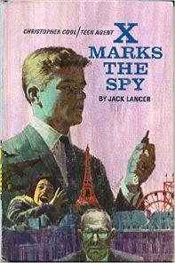 X marks the spy