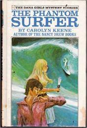 """""""Thephantomsurfer"""", den andra boken som aldrig gavs ut i Sverige."""