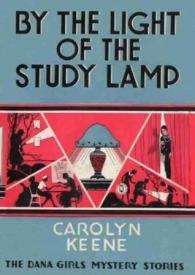 """""""By the light of the study lamp"""" den första boken om Mary och Lou"""