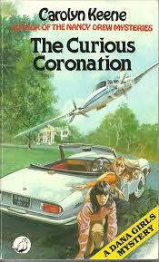 """Thecuriouscoronation"", den tredje boken som aldrig kom ut i Sverige."