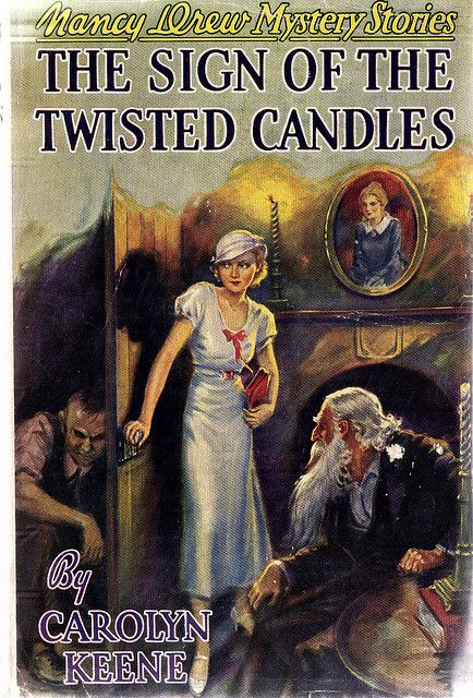 Twisted candles - USA II