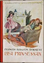 """Lilla Prinsessan"""" av Frances Hodgson Burnett"""