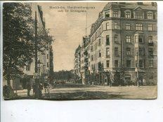 Stockholm, 1916.