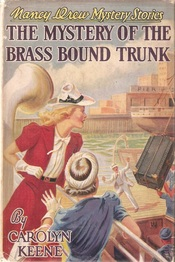 The Mystery of the Brass Bound Trunk - USA