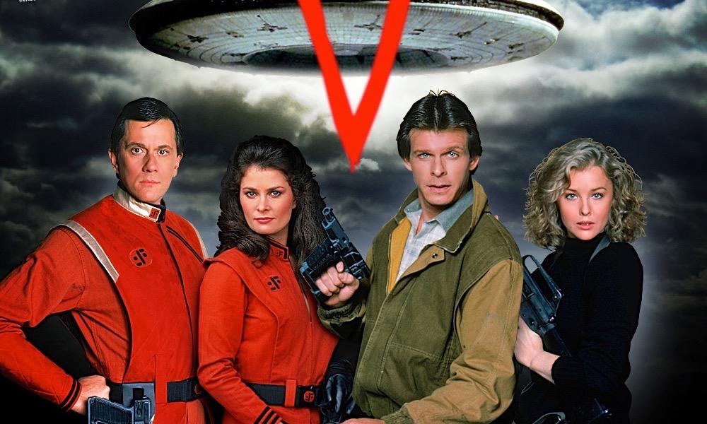 """Tv-serien """"V"""""""