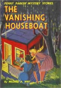 Vanishing Houseboat - Penny parker mystery stories