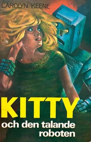 Kitty och den talande roboten