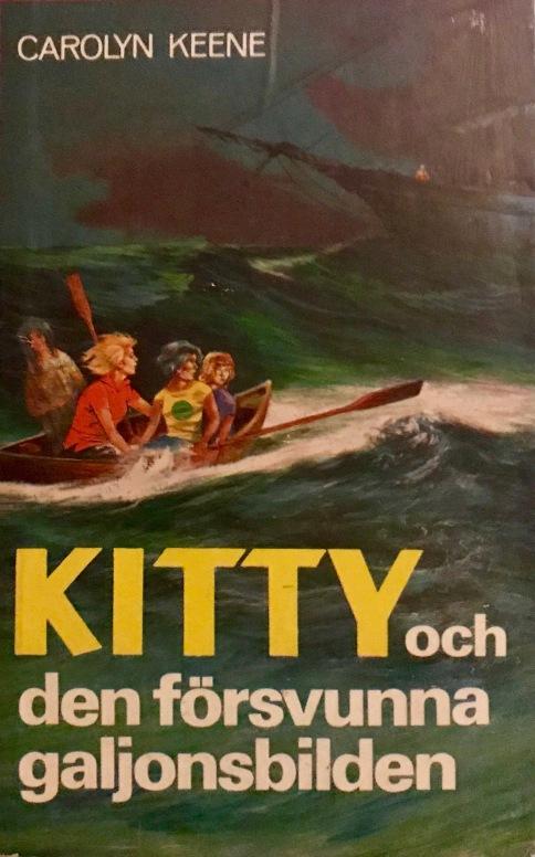 Kitty och den försvunna galjonsbilden