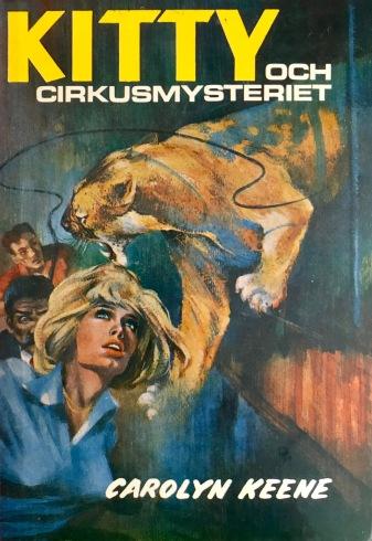 Kitty och cirkusmysteriet