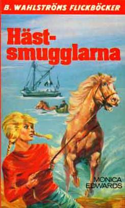 Rickard Lüsch - Smuggelhästarna