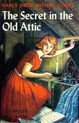 The Secret in the Old Attic - USA