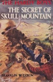The Secret of Skull Mountain. Den andra boken som George skrev för Stratemeyersyndikatet.