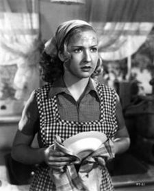 Bonita granville - Nancy drew Trouble shooter