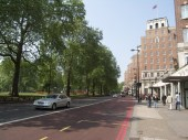 Park Lane i London