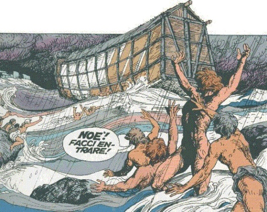'bibbia a fumetti' 5