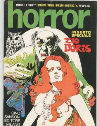 horror 11