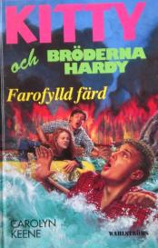 Ibland löser Kitty mysterier tillsammans med Bröderna Hardy.