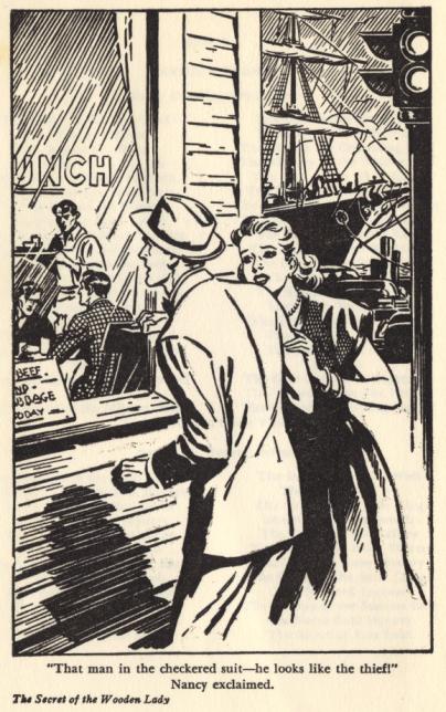 Illustration från den amerikanska originaltexten.
