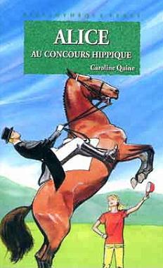 Missing horse - France