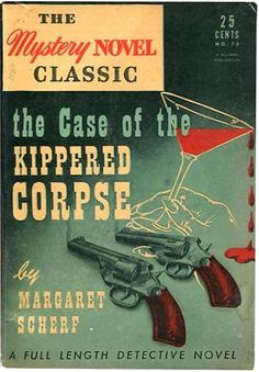 The case of the kippered corpse