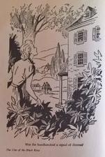 The clue of the black keys - illustration