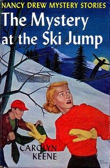 The mystery at the ski jump