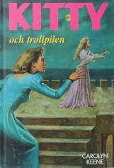 """""""Kitty och trollpilen"""", boken som spelet bygger på."""