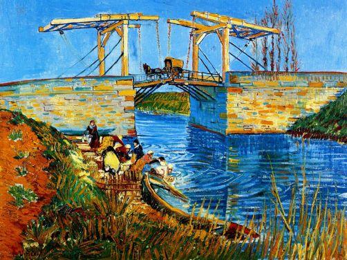 pont-de-langlois - van gogh