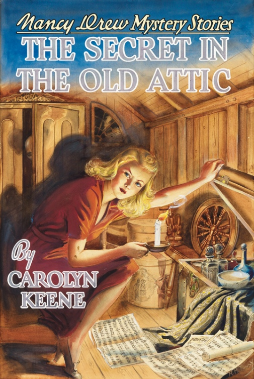 Secret in the old attic - Tandy