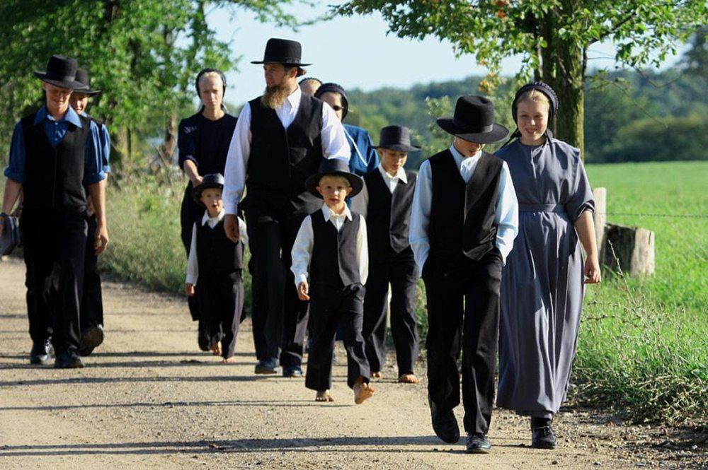 Amishfolket