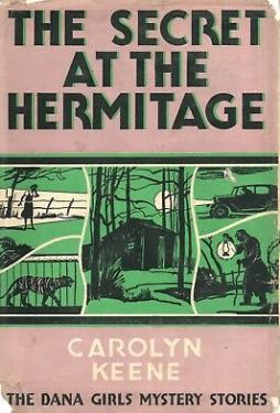Det första amerikanska omslaget till boken.