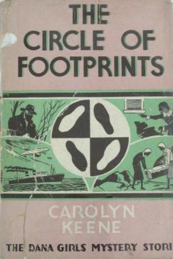 Circle of footprints