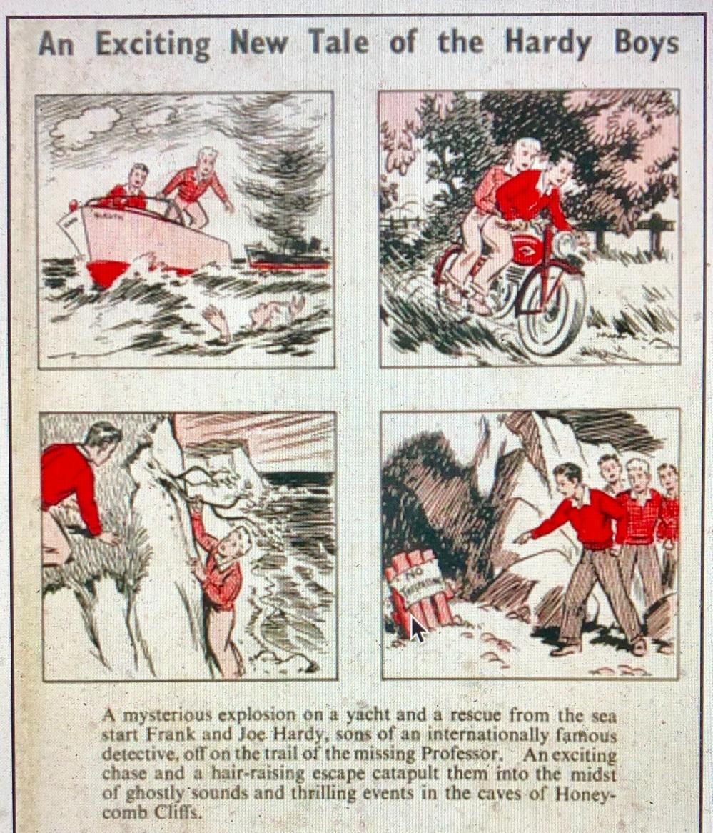 Brittisk PR - The Secret of The Caves