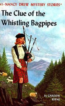 The Clue of the Whistling Bagpipes
