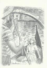 Kitty och fallet i Venedig