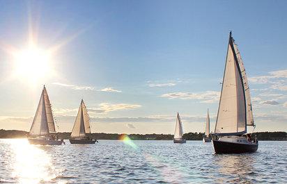Segling Hamptons