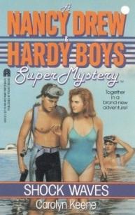 Nancy Drew & Hardy Boys Super Mystery - Shock Waves - USA