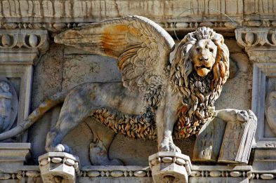 St. Mark's Winged Lion