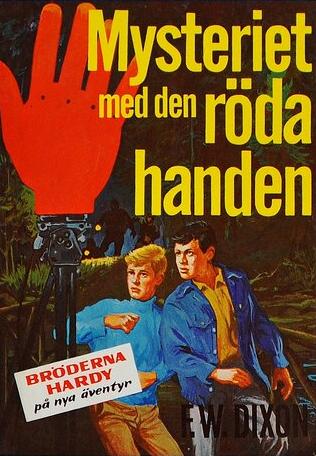 Mysteriet med den röda handen